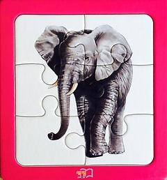 코끼리 (6조각)