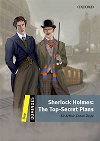 "<font title=""Dominoes 1 : Sherlock Holmes The Top Secret Plans MP3 Pack (Paperback) "">Dominoes 1 : Sherlock Holmes The Top Sec...</font>"