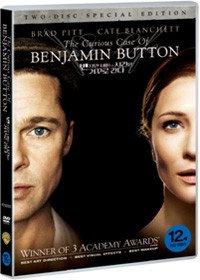 벤자민 버튼의 시간은 거꾸로 간다 일반판 (1Disc) - DVD