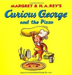 Curious George and the Pizza (Paperback)