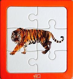 호랑이 (6조각)
