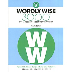 """<font title=""""Wordly Wise 3000 : Book 2 (Paperback/4th Ed.)"""">Wordly Wise 3000 : Book 2 (Paperback/4th...</font>"""