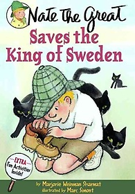 """<font title=""""Nate the Great Saves the King of Sweden (Prebound/ New Yearling) """">Nate the Great Saves the King of Sweden ...</font>"""