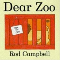 [노부영]Dear Zoo (Boardbook+ CD)