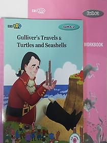 """<font title=""""[EBS 초등영어] EBS 초목달 Earth 6-2 세트 Gulliver"""