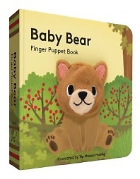 Baby Bear (Hardcover / Board Book)