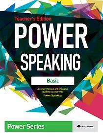 "<font title=""파워 스피킹 베이직 Power Speaking Basic - Teacher"