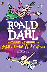 """<font title=""""The Complete Adventures of Charlie and Mr Willy Wonka (Paperback)"""">The Complete Adventures of Charlie and M...</font>"""