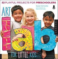 Art Lab for Little Kids (Paperback)