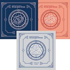 우주소녀(WJSN: Cosmic Girls) - Dream your dream [4th Mini Album] [포레우스, 아귀르떼스, 에뉩니..
