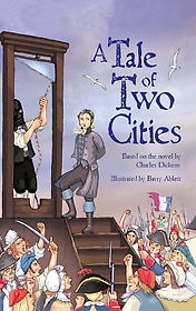 """<font title=""""Usborne Young Reading Level 3-16: A Tale of Two Citie (Paperback+CD)"""">Usborne Young Reading Level 3-16: A Tale...</font>"""
