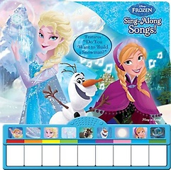 "<font title=""Disney Frozen: Sing-Along Songs! (Hardcover)"">Disney Frozen: Sing-Along Songs! (Hardco...</font>"