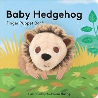 """<font title=""""Baby Hedgehog Finger Puppet Book (Hardcover / Board Book)"""">Baby Hedgehog Finger Puppet Book (Hardco...</font>"""