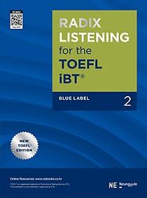 "<font title=""RADIX LISTENING for the TOEFL iBT Blue Label 2"">RADIX LISTENING for the TOEFL iBT Blue L...</font>"