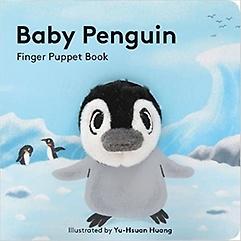 """<font title=""""Baby Penguin Finger Puppet Book (Hardcover / Board Book)"""">Baby Penguin Finger Puppet Book (Hardcov...</font>"""