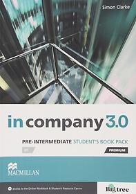 """<font title=""""In Company 3.0 Pre-Intermediate Level Student"""