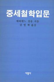 중세철학입문