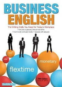 """<font title=""""Business English: The Writing Skills You Need for Today"""