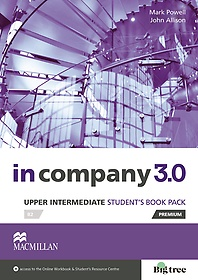 "<font title=""In Company 3.0 Upper Intermediate Level Student"