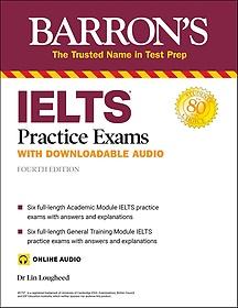 "<font title=""IELTS Practice Exams with Online Audio (Paperback/ 4th Ed.)"">IELTS Practice Exams with Online Audio (...</font>"