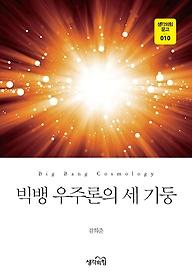 빅뱅 우주론의 세 기둥