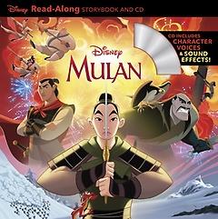 """<font title=""""Mulan Read-Along Storybook and CD (Paperback)"""">Mulan Read-Along Storybook and CD (Paper...</font>"""