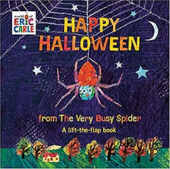 """<font title=""""Happy Halloween from The Very Busy Spider (Board book)"""">Happy Halloween from The Very Busy Spide...</font>"""
