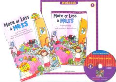 """<font title=""""More or Less a Mess - Scholastic Hello Reader Level 2-09 (Paperback + CD + Workbook)"""">More or Less a Mess - Scholastic Hello R...</font>"""