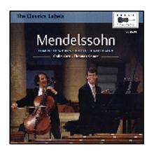 멘델스존: 첼로와 피아노 작품 전곡