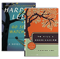 """<font title=""""Go Set a Watchman + To Kill a Mockingbird"""">Go Set a Watchman + To Kill a Mockingbir...</font>"""