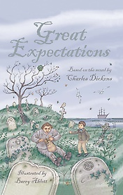 """<font title=""""Usborne Young Reading Level 3-18: Great Expectations  (Paperback+CD)"""">Usborne Young Reading Level 3-18: Great ...</font>"""