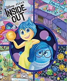 "<font title=""Disney Pixar Inside Out: Look and Find (Hardcover)"">Disney Pixar Inside Out: Look and Find (...</font>"