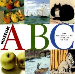 Museum ABC (Hardcover)