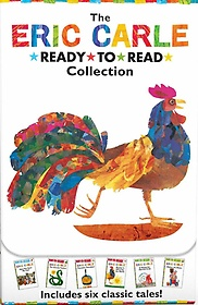 """<font title=""""The Eric Carle Ready-to-Read Collection (Paperback:6)"""">The Eric Carle Ready-to-Read Collection ...</font>"""