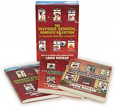 "<font title=""Wayside School Collection 3종 Box Set (Paperback:3)"">Wayside School Collection 3종 Box Set (P...</font>"