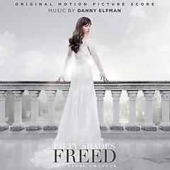 Fifty Shades Freed(50가지 그림자: 해방) O.S.T - Music by Danny Elfman [180g Grey LP]
