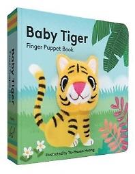 Baby Tiger (Hardcover / Board Book)