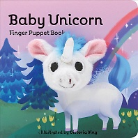 "<font title=""Baby Unicorn Finger Puppet Book (Hardcover / Board Book)"">Baby Unicorn Finger Puppet Book (Hardcov...</font>"