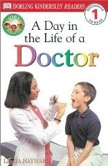 """<font title=""""DK Readers Level 1 : A Day in a Life of a Doctor (Paperback)"""">DK Readers Level 1 : A Day in a Life of ...</font>"""