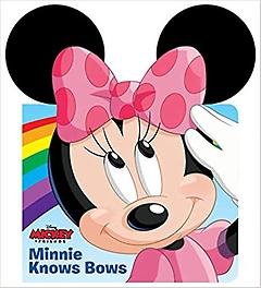 Minnie Knows Bows (Board book)