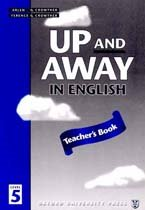 """<font title=""""Up and Away in English 5 - Teacher"""