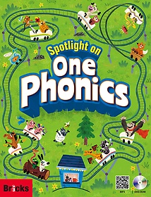 "<font title=""Spotlight on One Phonics Student Book (DVD-ROM A, B + MP3 CD)"">Spotlight on One Phonics Student Book (D...</font>"
