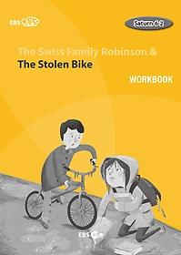 "<font title=""[EBS 초등영어] EBS 초목달 The Swiss Family Robinson & The Stolen Bike - Saturn 6-2 Workbook"">[EBS 초등영어] EBS 초목달 The Swiss Fami...</font>"