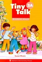 Tiny Talk 2A : Student's Book (Paperback)
