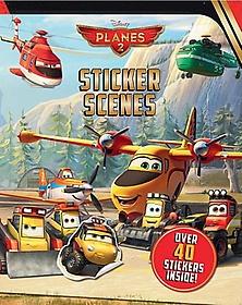 """<font title=""""Disney Planes 2 Fire & Rescue: Sticker Scenes (Paperback)"""">Disney Planes 2 Fire & Rescue: Sticker S...</font>"""