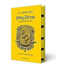 "<font title=""Harry Potter and the Chamber of Secrets - Hufflepuff Edition (Hardcover/ 영국판) "">Harry Potter and the Chamber of Secrets ...</font>"