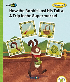 """<font title=""""[EBS 초등영어] EBS 초목달 How the Rabbit Lost His Tail & A Trip to the Supermarket - Mercury 1-2"""">[EBS 초등영어] EBS 초목달 How the Rabbit...</font>"""