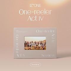 아이즈원(IZ*ONE) - One-reeler / Act Ⅳ [4th Mini Album][Scene #1 ver.][원영 민주 히토미 은비][2..