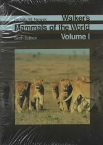 Walkers Mammals of the World (Hardcover/ 6th Ed.)
