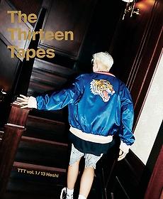 The Thirteen Tapes (TTT) - vol. 1/13 호시 편 + [부록] 포토카드 4종 중 랜덤 1종(책안에 포함)